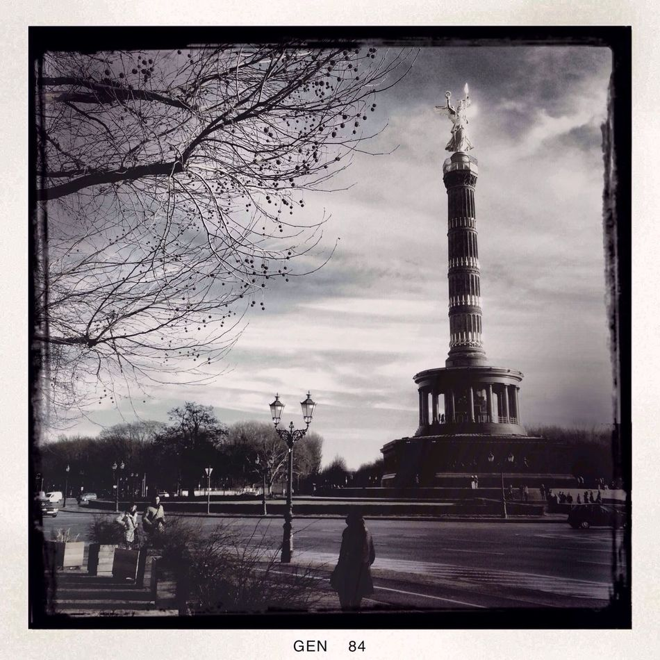 Berlin Blackandwhite