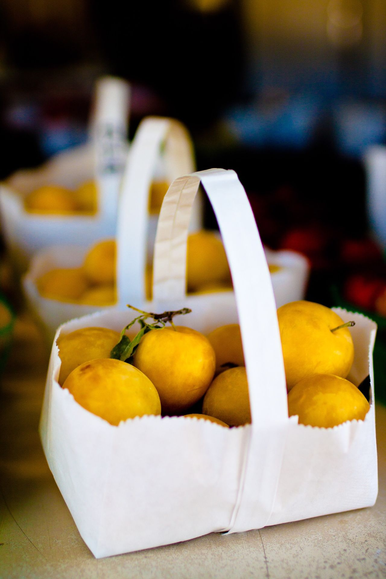 Beautiful stock photos of paper, Apple, Basket, Container, Display