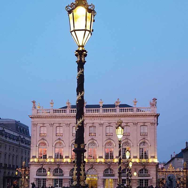 City Travel Destinations Outdoors Architecture Tourism Sky Building Exterior Place Stanislas Nancy♥ France 🇫🇷