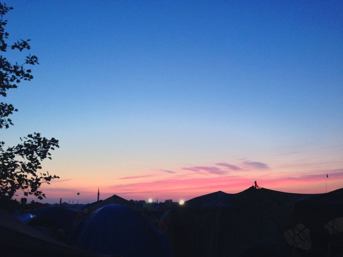 ? Bonnaroo Sunset Tennessee