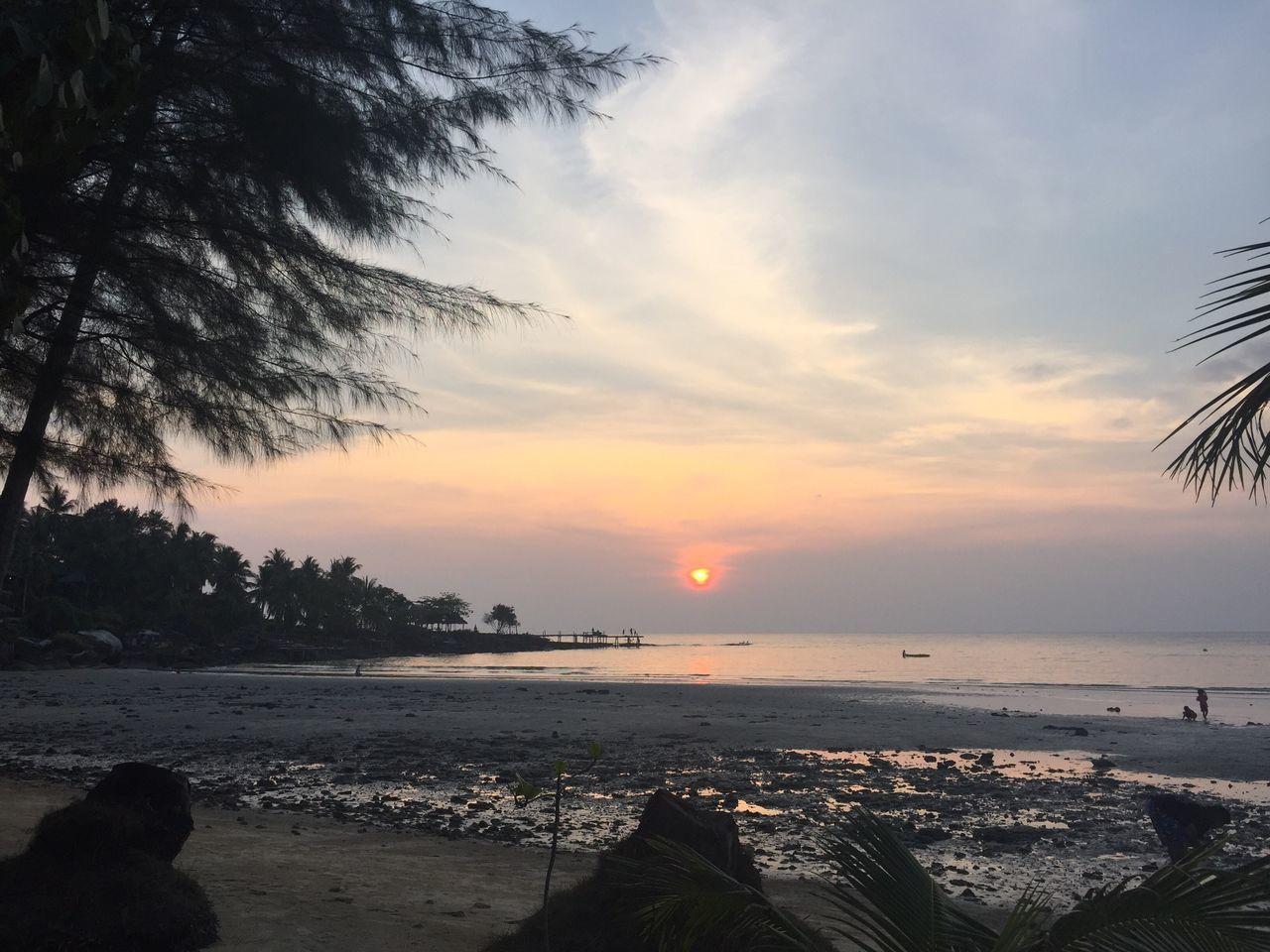 Koh Kood Thailand Sunset