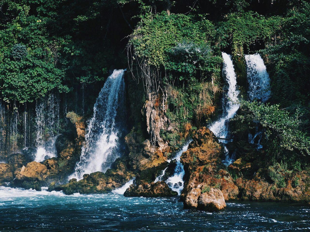 Motion Water Tree Outdoors Splashing Nature EyeEmNewHere Waterfall River Riverside Krka Krka National Park