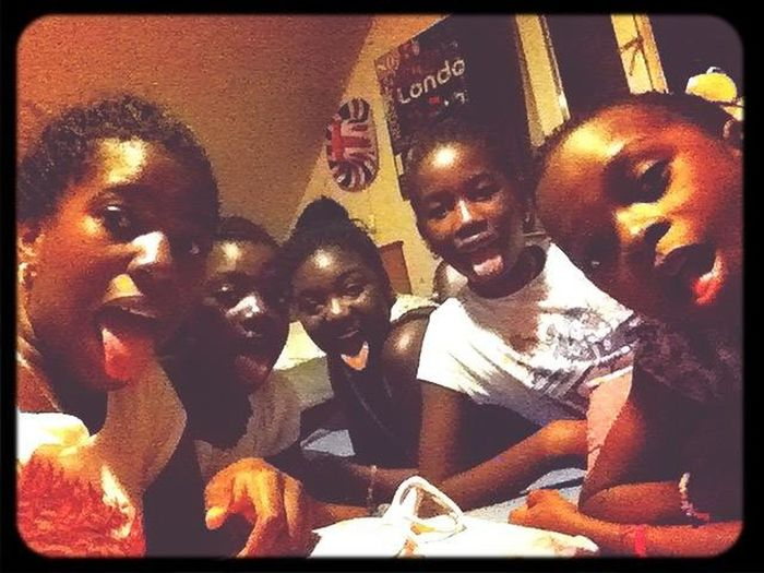 Big Family Black Women We Are Young We Crazy