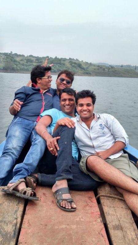 KalyanEveryday Joy Funtimes Friends Boat Bhandardara