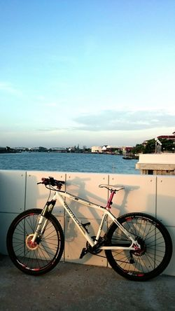 Slightly sunset light with my friend... On Your Bike Hanging Out Taking Photos Check This Out Relaxing Enjoying Life Hello World My Hobby RePicture Travel