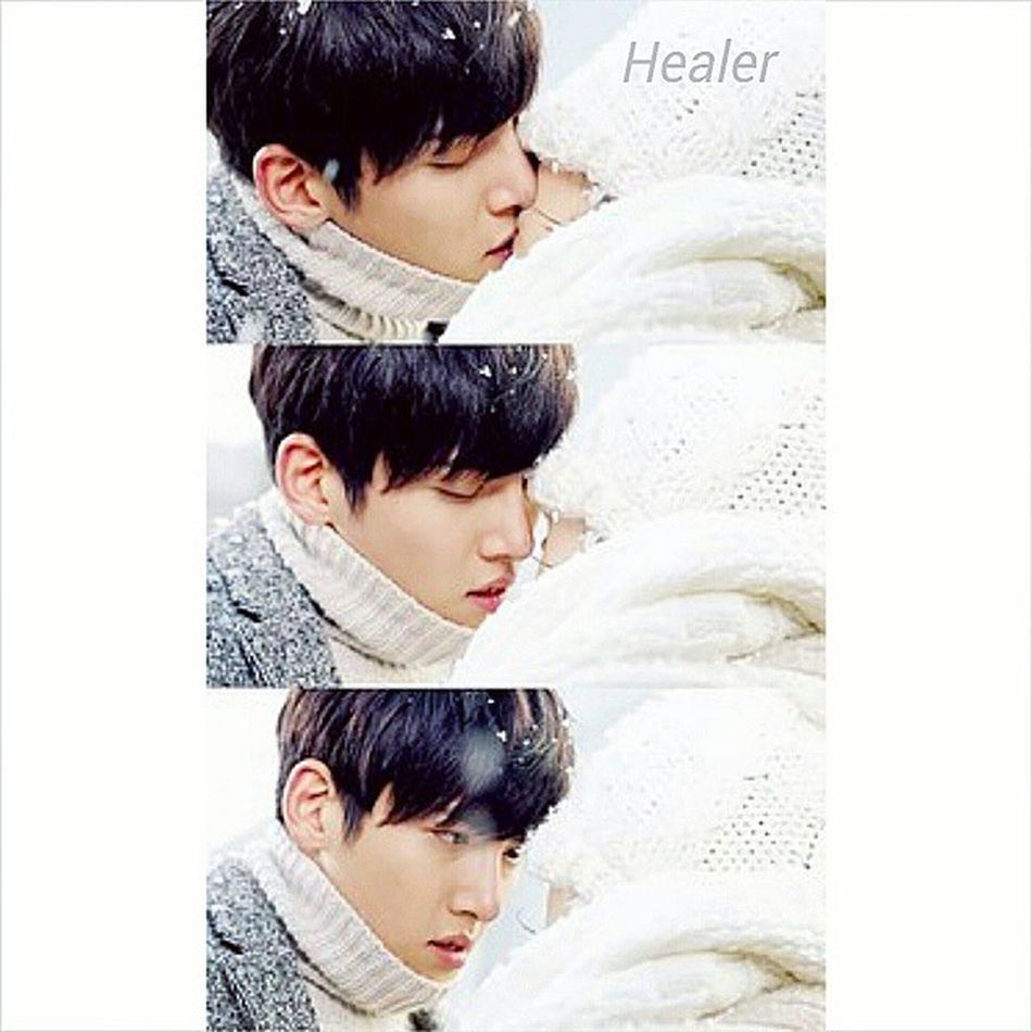 Healer 治癒者 힐러 KoreaDrama 在下初雪時 被心動的人 救一命 親一吻