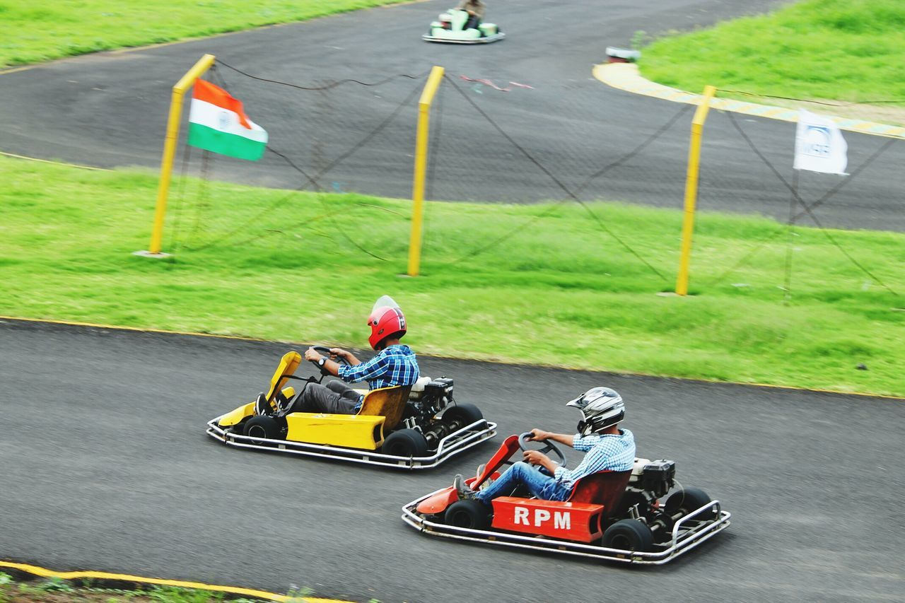 Human Meets Technology Racing Bike Friends Forever! FRIENDSHIPGOALS Go Karting Go Kart Racing <3 Go Kart Antics :)