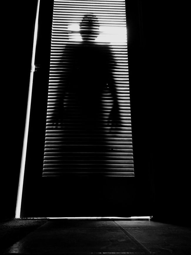 Blackandwhite Amateurphotography Darkness And Light Dark Standing Pose Creepy Silhouette Simple Life Indie Light And Shadow Bored Shadows Shadows & Lights Lights Shutters Blah
