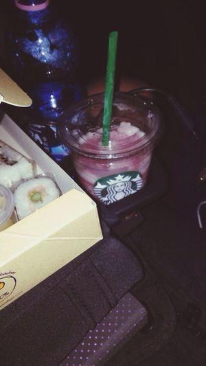Sushi Starbucks BestesAbendessen Brolove