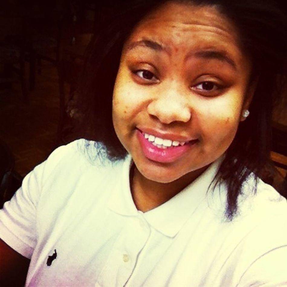 Pearly Whites w/a Million Dollar Smile!! Lol
