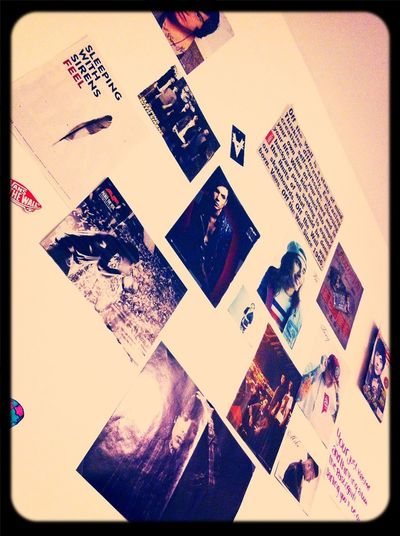My Wall Of Music