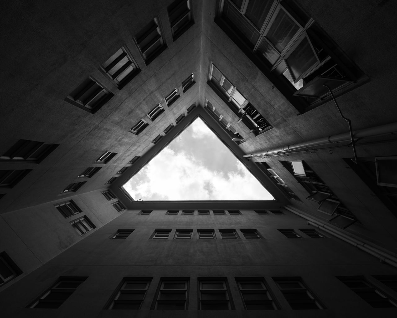 The Architect - 2017 EyeEm Awards Architecture Architecture_collection Built Structure Building Exterior Building Blackandwhite Black And White Low Angle View Indoors  EyeEm EyeEm Best Shots Taking Photos Photooftheday Photographer EyeEm Gallery Explore Nikon Art Is Everywhere Day Picoftheday Light Urban No People Eye4photography