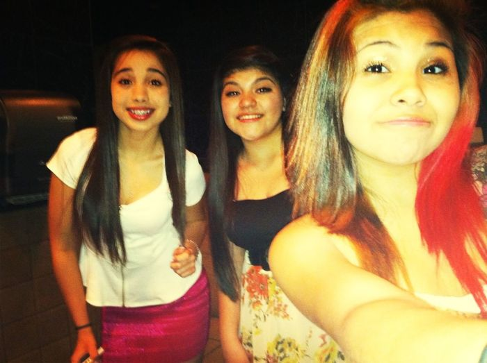 my best friends til the day I die <3 ~