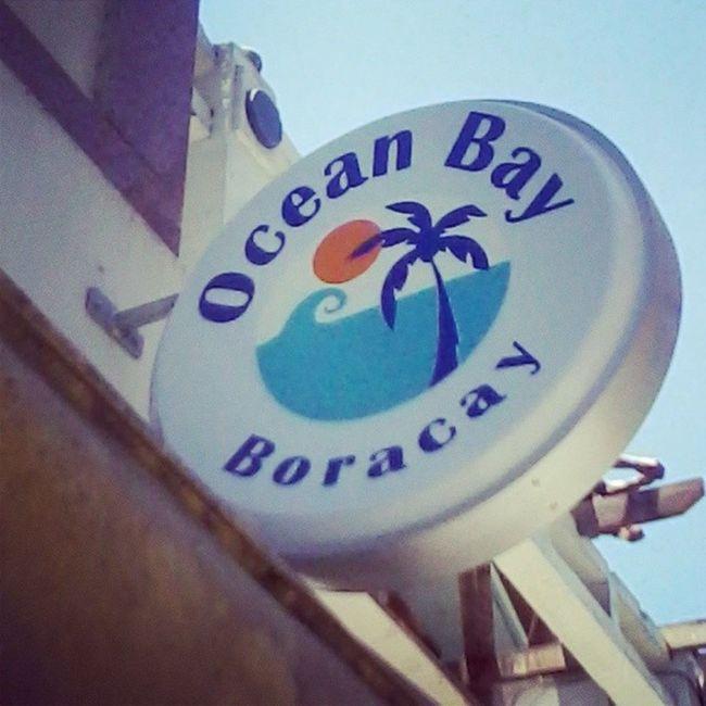 Bye BoracayOceanBayResortAndCafé ... Farewell Goodbye May25