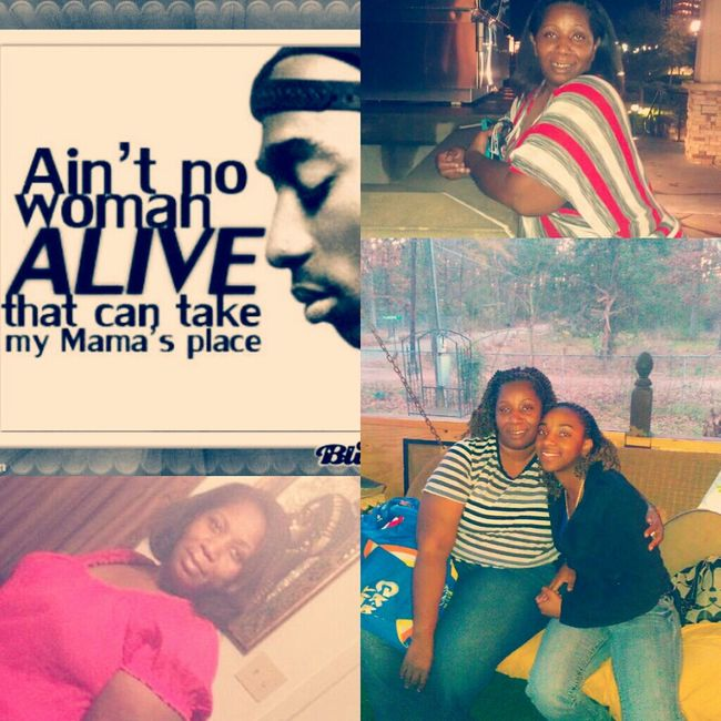Ain't a woman alive that could take my mama's place !