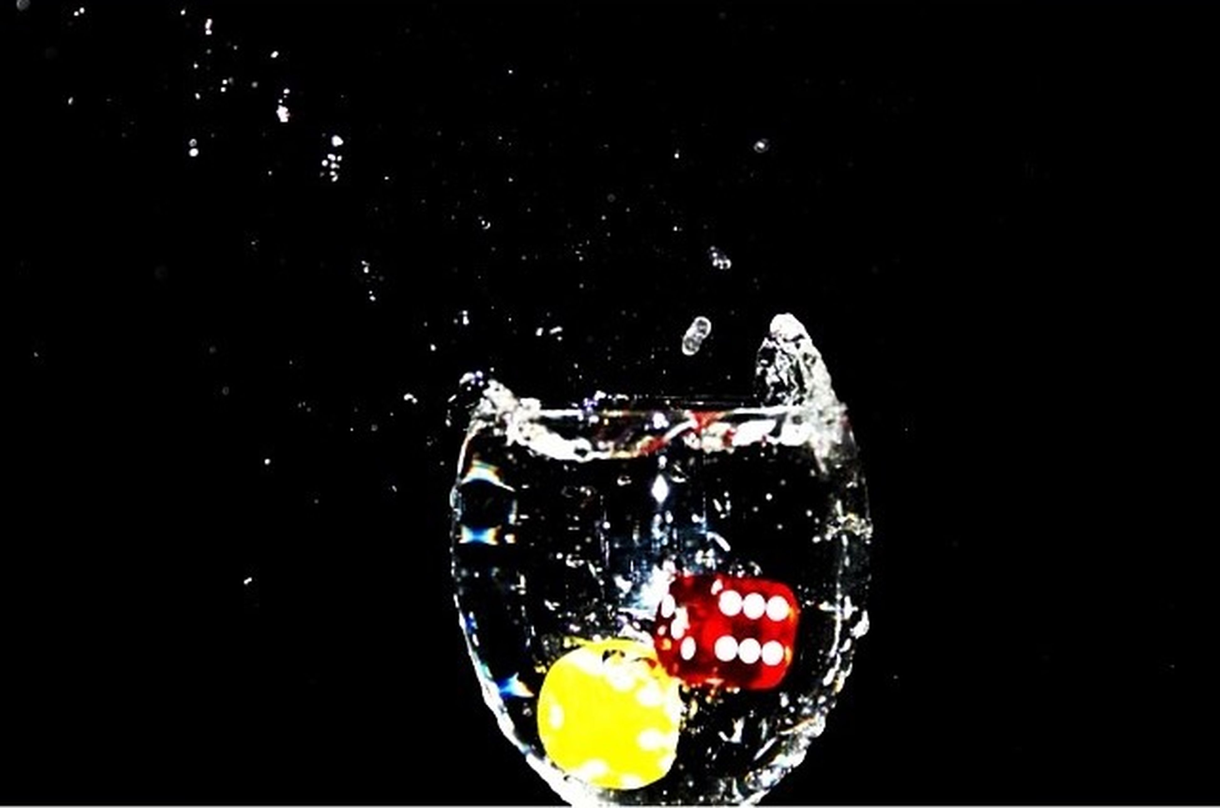 water, transparent, transportation, night, mode of transport, close-up, glass - material, drop, copy space, black background, studio shot, motion, reflection, mid-air, no people, splashing, nautical vessel, nature, outdoors, air vehicle