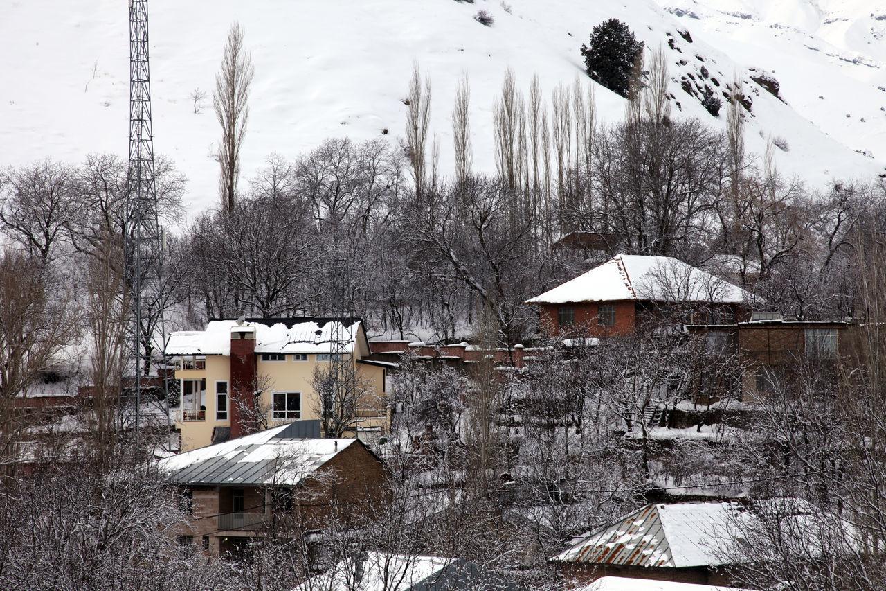 Tehran View Tehran Snow ❄ Snow Day Tehran_pix Tehranpicture Tehran, Iran Tehranvisit Tehrandailylife Iran♥ Iran