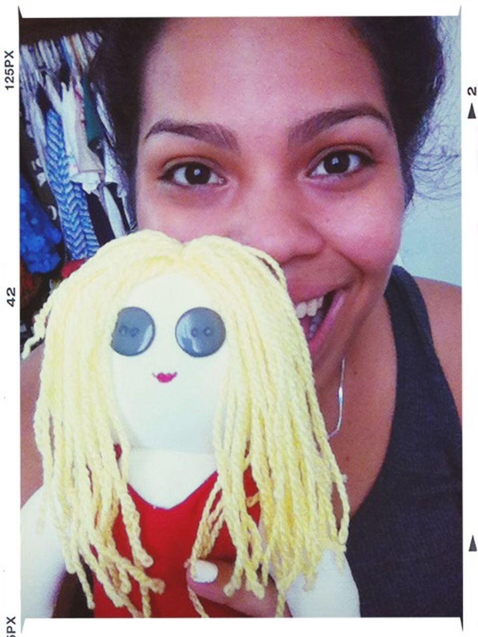 Kiewt Myself Doll !