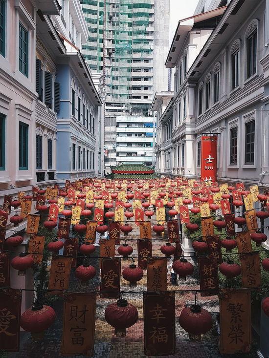 Chinatown Binondo Philippines Lanterns Chinese
