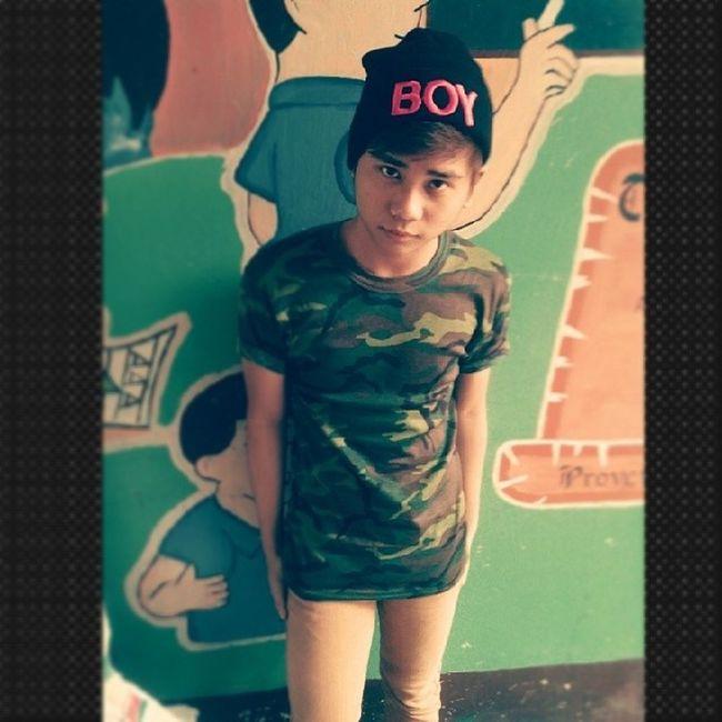 """""""Ayos mukha kase Than"""" HAHA. :)) Boy Angtabako"""