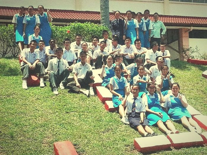 Secondary School Life 17years Old 😘 Miss So Much❤ Smjk Pei Yuan Kampar 5sc1 We Are The Best People And Places