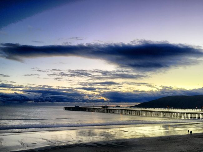Avila Beach CA Sunset_collection Sunset