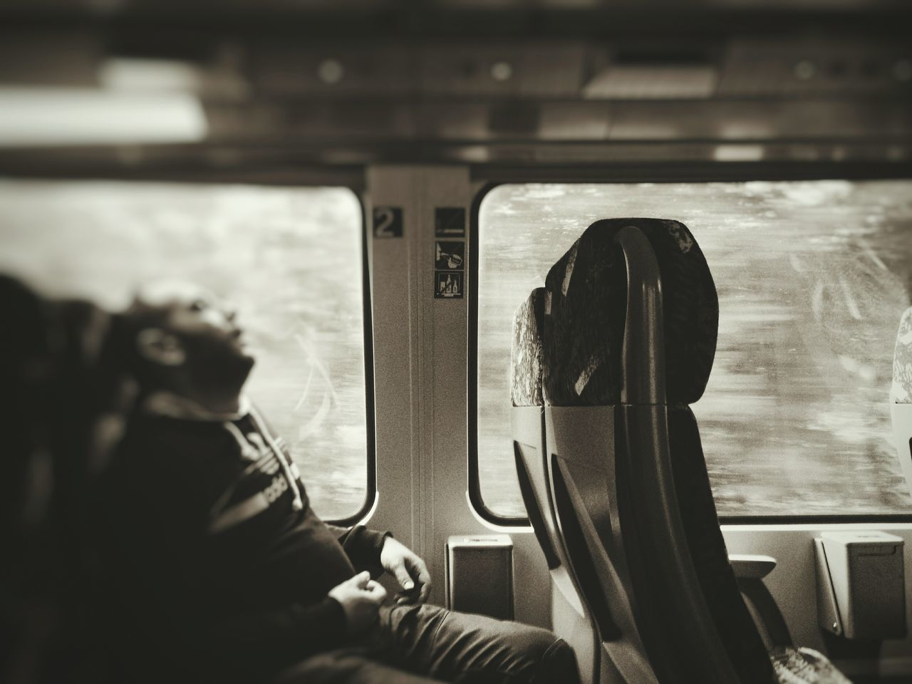 Sleeping Trainsleep Snoring Snoring Like A Train Hamburg Metronome
