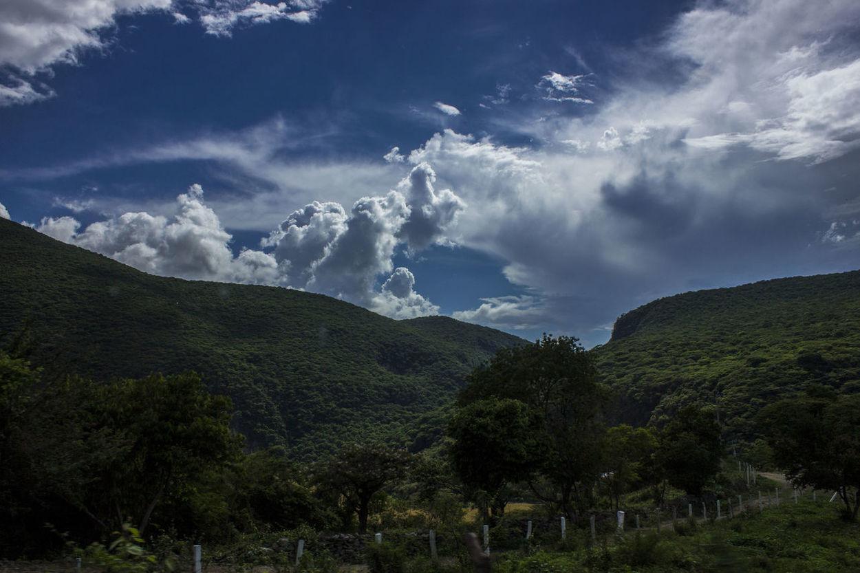 The EyeEm Facebook Cover Challenge Landscape Sky Hills