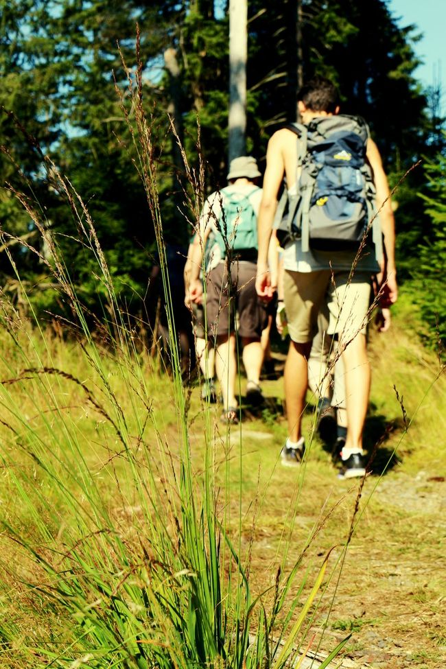 People And Places Hiking Harz
