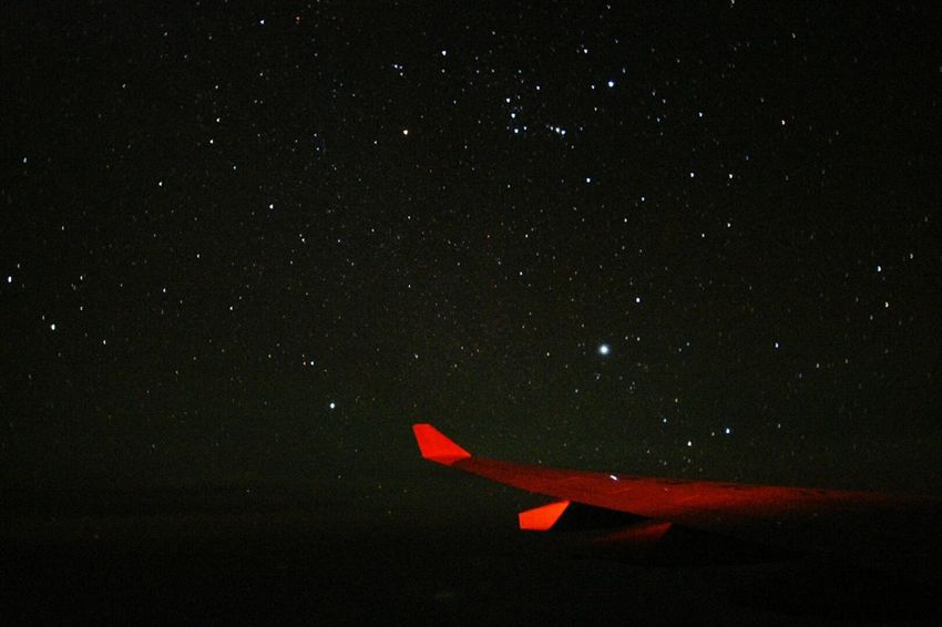 Traveling Home For The Holidays 3XSPUnity Stars Redeyeflights Star - Space No People Night Sky Finding New Frontiers Traveling Home For The Holidays