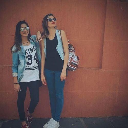 Eu não sei, sinceramente, para onde eu tava realmente olhando... 🙈 Ootd Sunday MagrelasAtacam Outif Lookbook Streetstyle Tallgirls