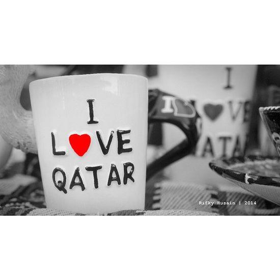 I Love QATAR! SodiqWaqifMarket Gift IloveQatar Doha picoftheday vscocam photooftheday myqatartrip travelling
