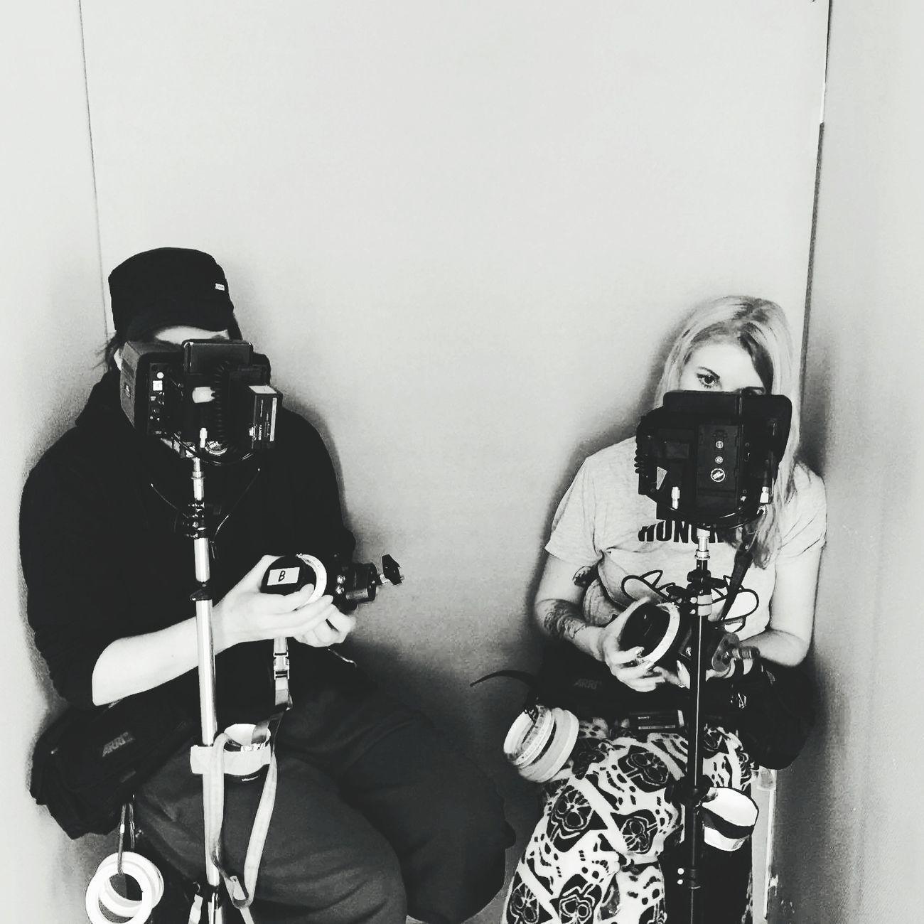 On set today. Arri Belt Film Sweden I Love My Job! Filmset Life On Set Setlife ARRI Film Location Focus Puller Love ARRI Tv-series 1-AC Arri Mini Boxx Boxx Atom Wcu 3 K35 Lense Arri Amira Arri Bag