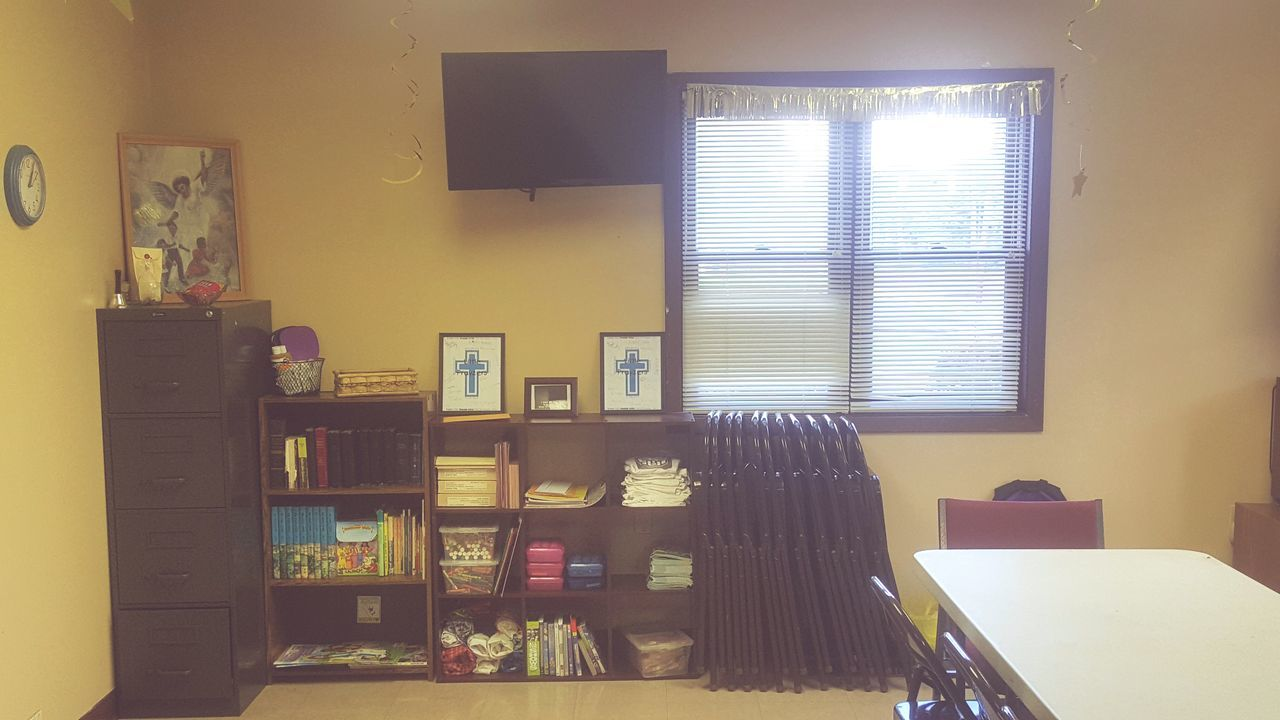 Got My Children's Church Room Almost Completed