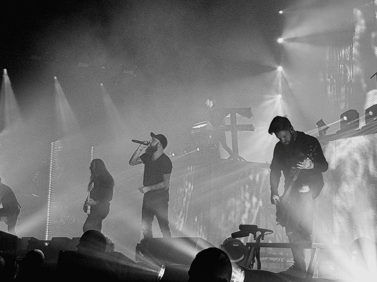 In Flames Concert Photography People Men City Indoors  Hamburg Togetherness Metalhead Inflameswetrust