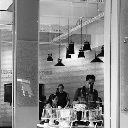 sunday brunch Cafe Time Cafe Ambience