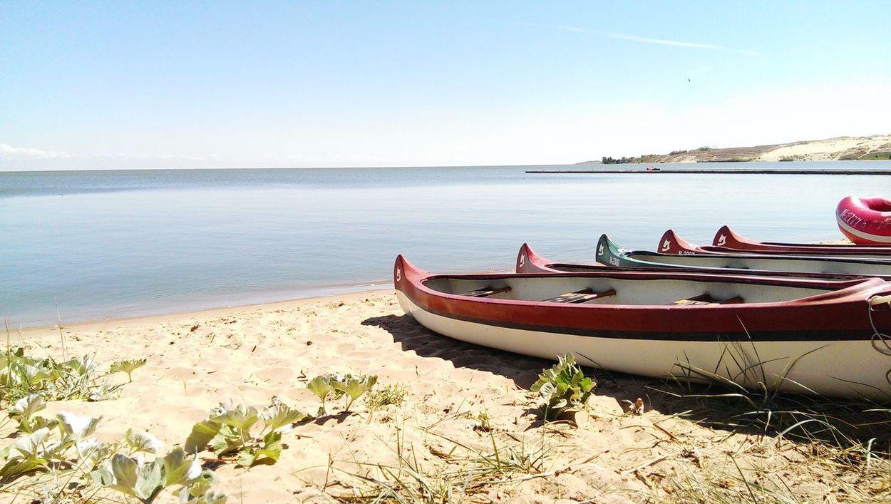 Lithuania Kayak Nida