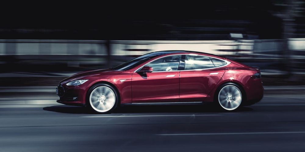 """Need For Speed """"Model S"""" Tesla Teslamotors Car Austria Vienna EyeEm Best Shots Check This Out"""