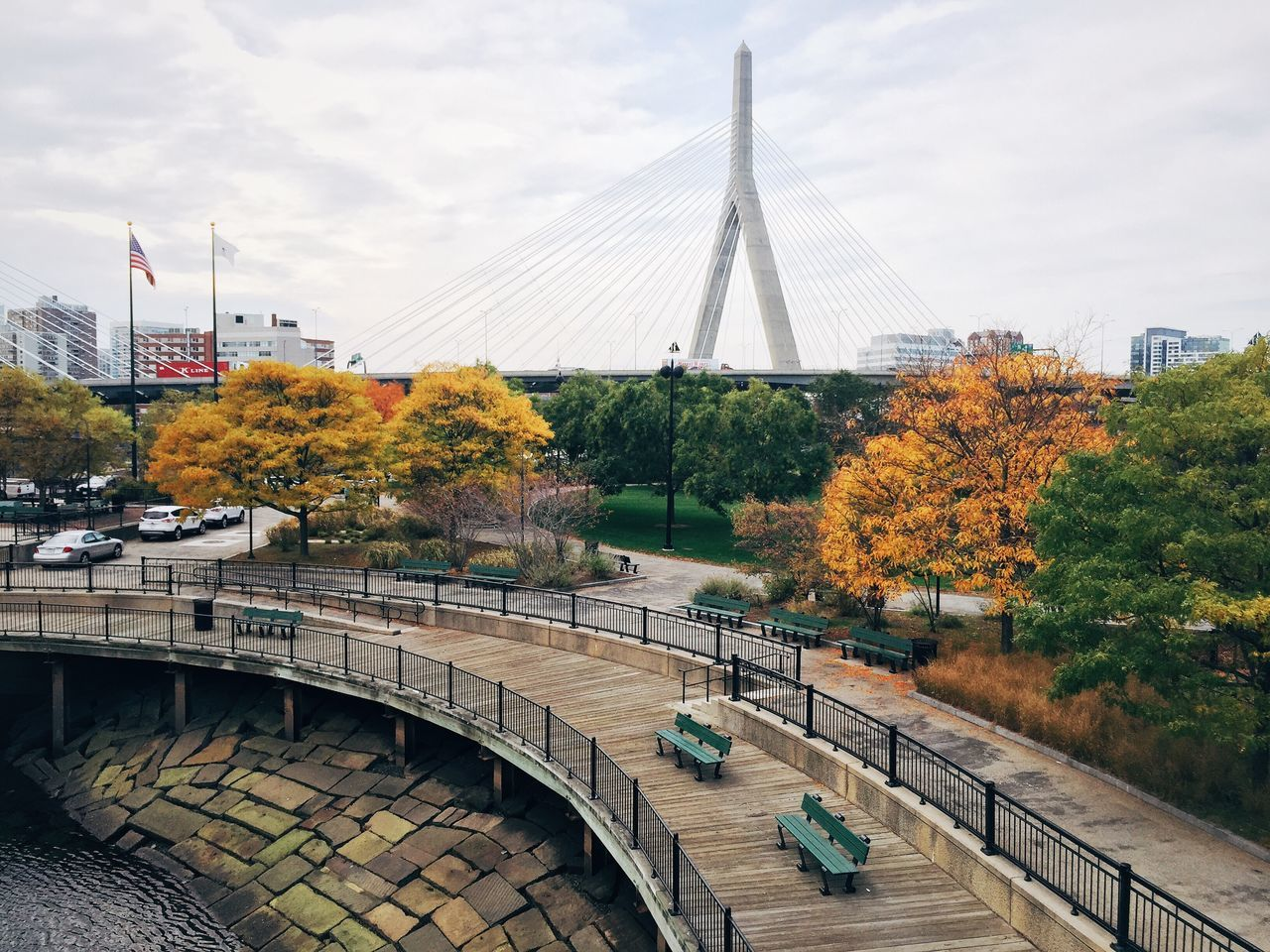 Beautiful stock photos of boston, Architecture, Autumn, Bench, Boston
