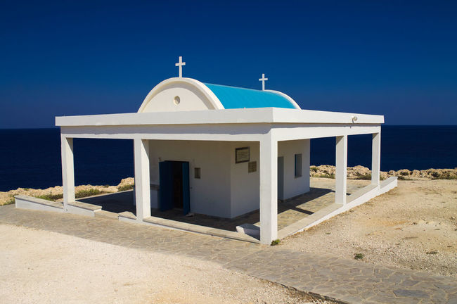 Architecture Canon Cape Greco Church Clear Sky Digital Photography Eos1100D