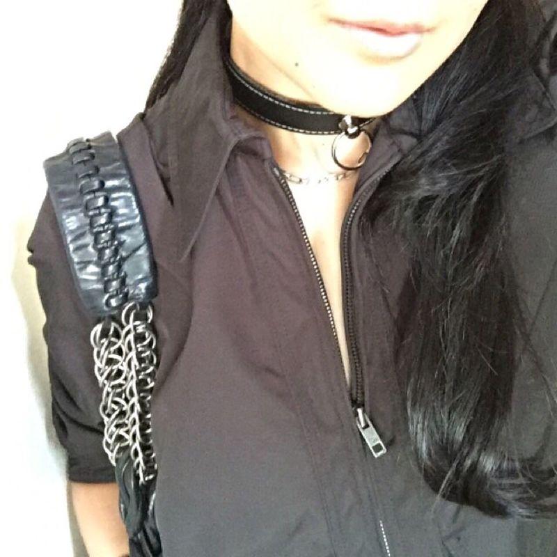 あき Blouson Fashion Today's Hot Look GUCCI Autumn Blackhair