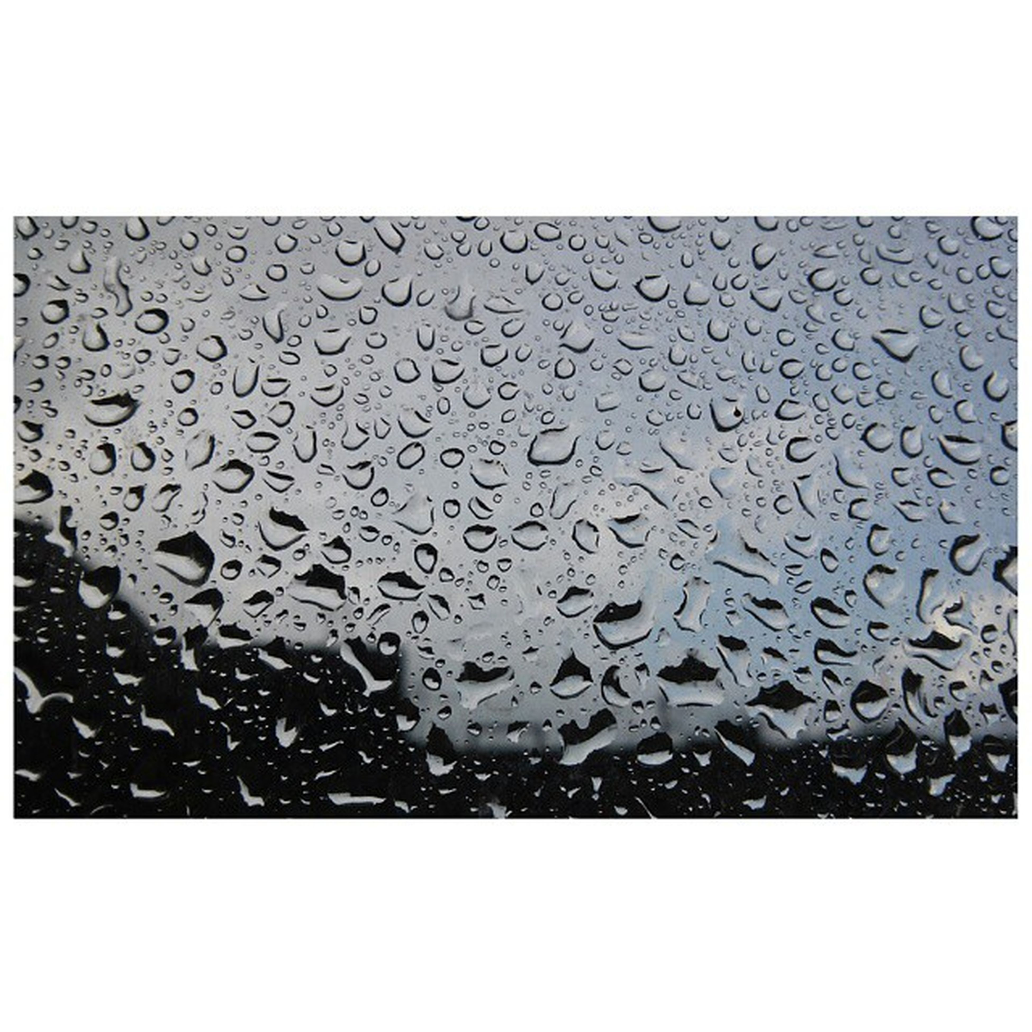 transfer print, auto post production filter, full frame, backgrounds, drop, indoors, wet, pattern, water, window, close-up, transparent, glass - material, no people, frame, rain, textured, nature, glass, day