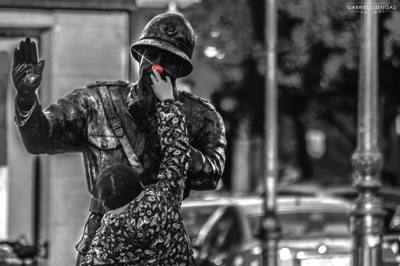 Burgos España SPAIN Police Politique Urban Children Niños Payaso Streetphotography Street Protection Adult One Person Real People Winter Adults Only People Sport Outdoors Day One Woman Only City Headwear Warm Clothing Live For The Story The Street Photographer - 2017 EyeEm Awards The Street Photographer - 2017 EyeEm Awards The Street Photographer - 2017 EyeEm Awards