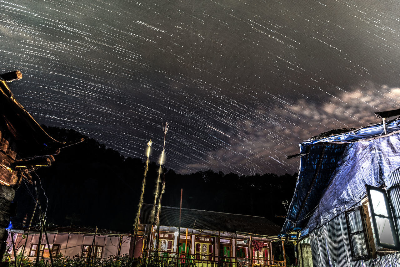 Sillery Gaon Night Low Angle View Space And Astronomy Sky Illuminated Horizontal Star - Space Outdoors Astronomy Milky Way No People Galaxy People 18-140mm Nikon D5500 Star Star Wars Star Trails Place Of Heart The Week On EyeEm Breathing Space Lost In The Landscape