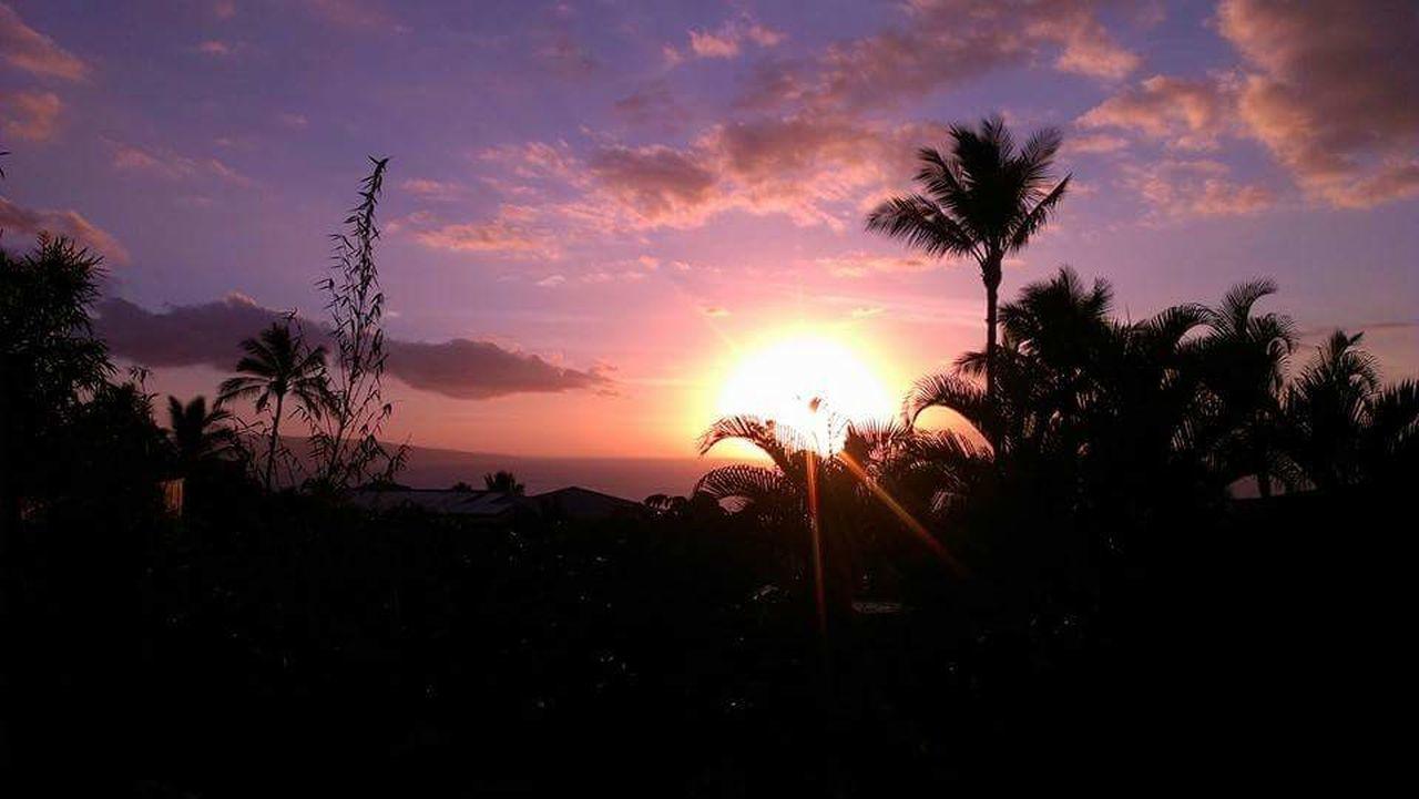 Maui Nature Beautiful Nature Kihei, Maui Maui Hawaii Ocean View Sunset Maui Life