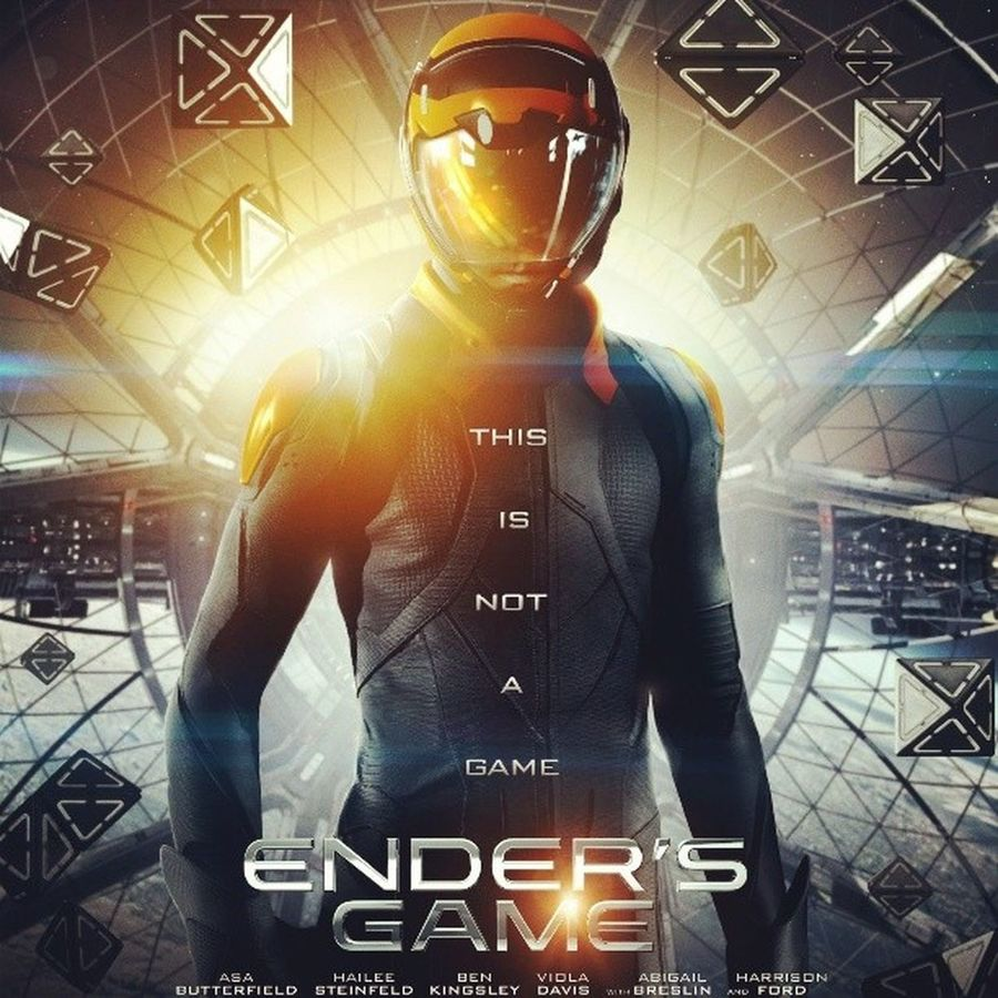 Now watching Ender's Game,, after prepare for sermon tomorrow i spending my saturday night with this movie. Actualy this is such of best epic scifi movie.. endersgame Endersgamemovie Moviesaturday movie saturday night hangout