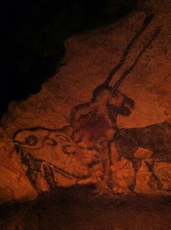 Lascaux Cave Art France
