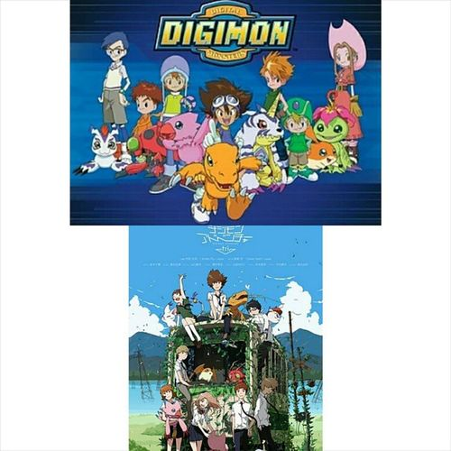 'Digimon' Is Back For A 15th Anniversary Special and the Crew Is All Grown Up! Childhood Digimonforever