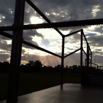 iPhoneography at the park by Gina Lynch