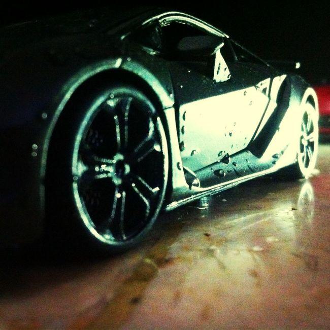 1/24 Bburago Lambo Sesto Elemento Lamborghini Sesto Elemento  Bburago  Diecast